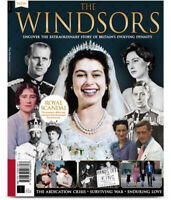 The Windsors History Magazine Issue 3 2020 British Royals The Crown