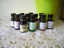 5 x Auroma Fragrant Oils 15 ml. - Candle; Soap & Craft making; pot pourri