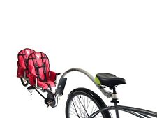 NEW Weehoo Igo TWO Trail Add A Bike Cycle Trailer Tagalong WeeRide $100 OFF