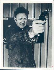 1990 Photo Gene Hackman Actor Celebrity Film Stage Big Sleep Maltese 7x9