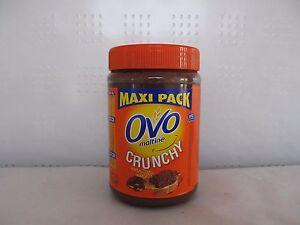 französische Ovomaltine Crunchy Cream Brotaufstrich 660 g im Big Glas