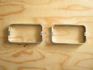 Used Jeep Grand Wagoneer, XJ Cherokee and Comanche ROL Fog lamp Bezel 8350 4214