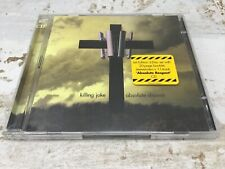 Killing Joke - Absolute Dissent  Ltd Edition 2 x CD + 20-page booklet 2010 Youth