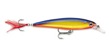"Rapala X-Rap 10 ""Hot Steel"""