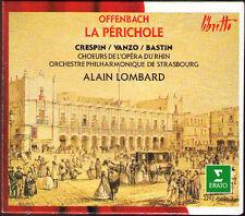 OFFENBACH La Perichole REGINE CRESPIN Alain Lombard 2CD Alain Vanzo Jules Bastin