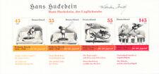 Briefmarken Deutschland DEU BF ** 2007 Michel Block 71 Wilhelm Busch
