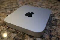 2014 2.6GHZ i5 Mac Mini 8GB RAM 500GB Samsung SSD macOS Mojave SHIPS FAST