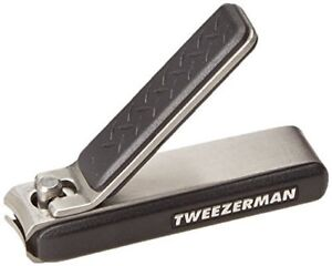 Tweezerman G.E.A.R. Precision Grip FIngernail Clipper Model No. 30221-MG