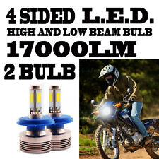 LED HEADLIGHT BULB YAMAHA XT250 YEAR 2012,2013,2014,2015,2016,2017,2018,2019