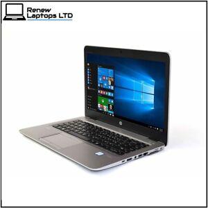 """FAST HP EliteBook 840 G3 14"""" laptop i5-6200u 2.3Ghz, 16Gb RAM, 500Gb SSD, Win 10"""