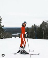 Luxury Red Cordova Jumpsuit Aspen Ski Snow Snowboard Suit Winter Outfit