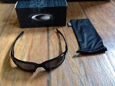 Men's Oakley Five Squared OO9238 Black Rectangle Sunglasses NEW