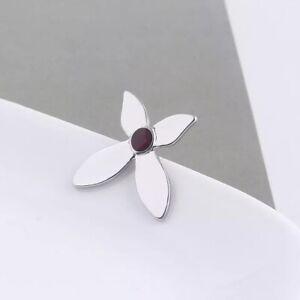 Brooch Pins Ladybug Stone Butterfly Fashion Hawk Moth Miraculous Costume Noir