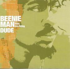 BEANIE MAN - DUDE (ORIGINAL 2004) 5 TRACK CD SINGLE [Not Album]