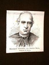 Américo Ferreira dos Santos Silva Porto 16 gennaio 1829 – Porto 21 gennaio 1899