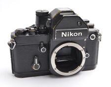 Nikon f2 photomic black 35mm chassis fotocamera SLR + PRISMA View Finder dp-2 k16