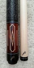 Jerry Olivier Custom Cue, Cocobolo, w/ BEM Inlays, IN STOCK READY TO SHIP