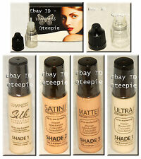 Luminess Air - Airbrush - Foundation Any Shade - 5 ml - Sample / Trial Size *New