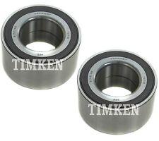 Timken Front Wheel Bearing for 1997-2004 Honda CR-V Pair Left Right Driver fp