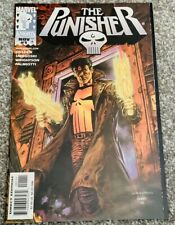 The Punisher #1 Rare Marvel Knights Comic VFN Condition