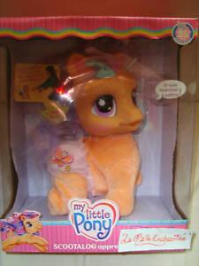 Mon Petit Pony Scootaloo Lernt Reiten Walk Stofftier Neu