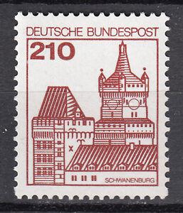 BRD 1978 Mi. Nr. 998 R Postfrisch Rollenmarke mit Nummer: 085 (R198)