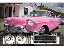 NEW USA-630 II* 300 watt 1957 Cadillac AM FM Stereo Radio iPod USB Aux inputs