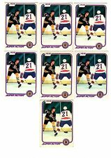 1X RAY BOURQUE 1981-82 OPC #17 VG O Pee Chee Super Action BRUINS