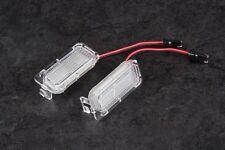 LED SMD Kennzeichenbeleuchtung Nummerschildbeleuchtung Ford Fiesta MK7 703