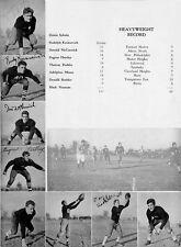 1938 Lorain High School Yearbook~History~Photos~Tennis~Football~Ohio~Ads~++++