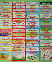 Childrens Learn to Read Books Kindergarten First Grade Beginning Readers Lot 60