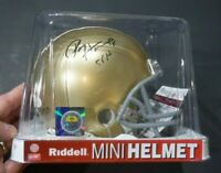 PAUL HORNUNG SIGNED MINI-HELMET Notre Dame Football *Unopened *JSA* Authenticity
