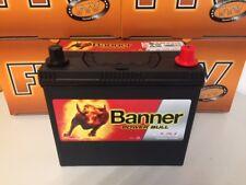 ORIGINALE Banner Power Bull p4523 12v 45ah 390a BATTERIA FIAT Auto Batteria Auto