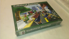 COLLATERAL DAMAGE Anime Board Game Neo Japan Gozer Games! VERY RARE!! NEW SEALED