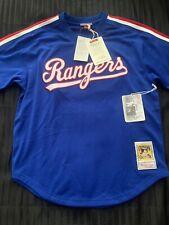 Texas Rangers Nolan Ryan Cooperstown Mitchell & Ness Jersey Size L