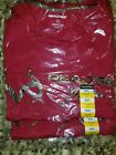 $5 SALE REALTREE XTRA RETAIL lot of 240 shirts Red Camo Antlers Mens Hunting LG