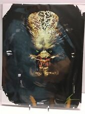 Predator 8x10 Bam Box Art Print By Jason Oakes 404/2000 signed coa