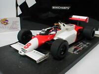 Minichamps 537831898 - McLaren FORD MP4/1C Test Silverstone 1983 S. Bellof 1:18