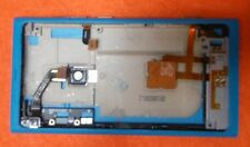 Housing Battery Cover Speaker Audio Jack Flex Nokia Lumia 800 Carcasa azul
