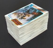 Star Wars: The Empire Strikes Back Series 2 Complete Trading Card Set Topps 1980
