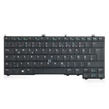 Dell 0TV6P8 Notebooktastatur Deutsch (Latitude E7240, E7440) beleuchtet NEUWARE
