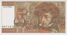 2636 - France, 10 Francs Berlioz, 2.3.1978, NEUF, Fayette 63.23