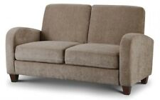 Vivo Sofa Bed Mink Chenille Fabric Fold Out Bed (INSTALLATION SERVICE AVAILABLE)