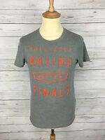 Men's Hollister T-Shirt - Small - Grey - Great Condition