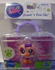 Littlest Pet Shop Shimmer 'n Shine Pets Owl #2345 New in Package
