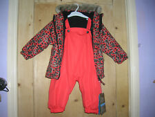 Jacket+Trousers for Boy 6-12 months TRESPASS