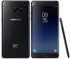 "Samsung Galaxy Note FE SM-N935F/DS Black (FACTORY UNLOCKED) 5.7"" 64GB 4GB RAM"
