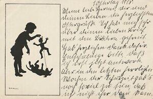 Schattenbildkarte Nr. 32 - Karten des Berliner Tierschutzverein