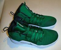 New Nike Hyperdunk X TB Men's Green White Basketball Shoes AR0467-300