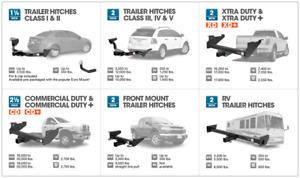 Curt Class 3 Trailer Hitch & Wiring w/Hitch Lock for Nissan Murano